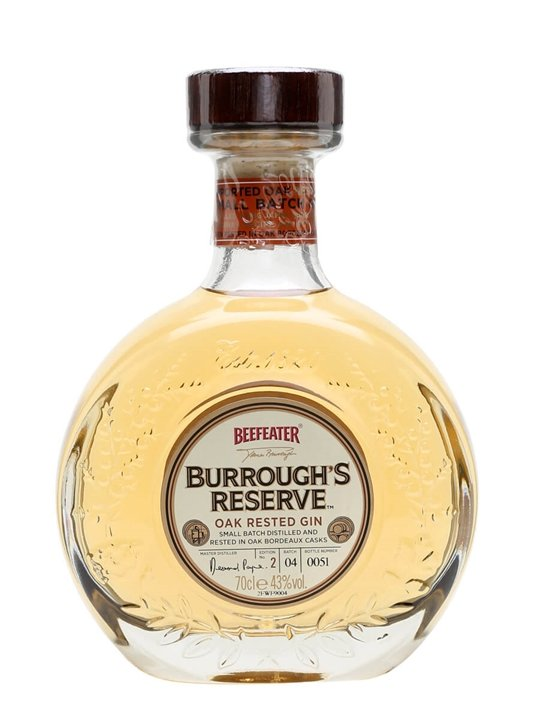 Beefeater Burrough's Reserve Oak Rested Gin / 2nd Ed.