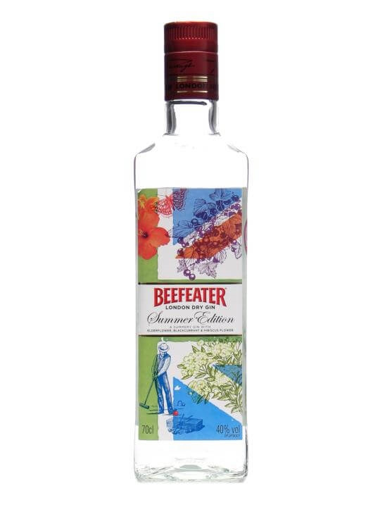 Beefeater Summer Edition Gin