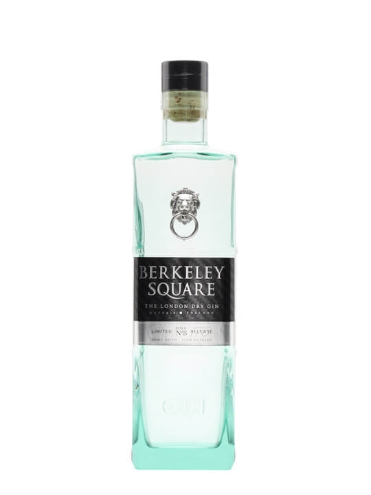 Berkeley Square Gin / Still No 8 / Limited Release