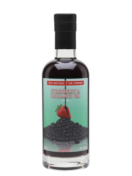 Strawberry & Balsamico Gin  / That Boutique-y Gin Company