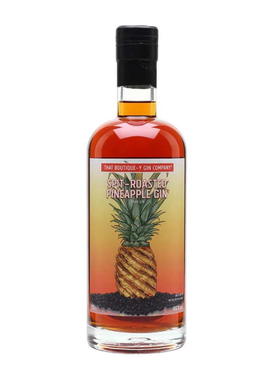 Spit-Roasted Pineapple Gin / TBGC