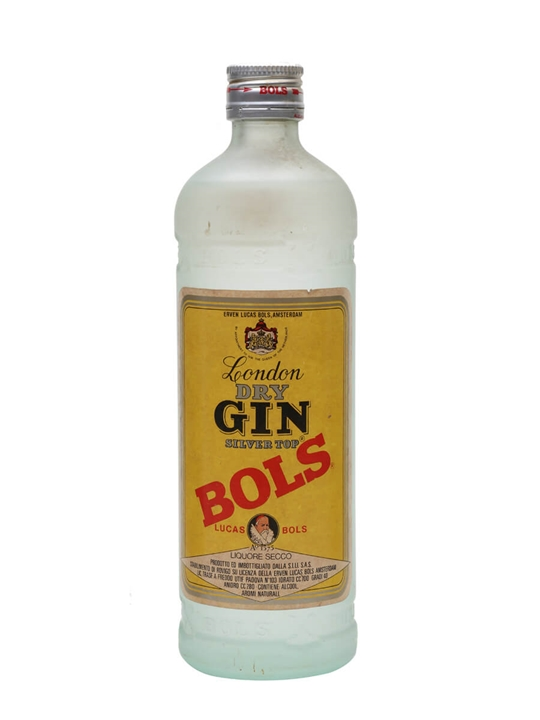 Bols Silver Top Gin / Bot.1970s