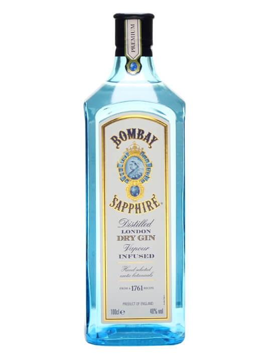 Bombay Sapphire Gin / Litre