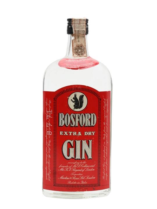 Bosford Gin / Bot.1960s