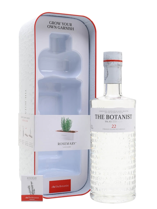 The Botanist Islay Dry Gin / Planter Gift Set