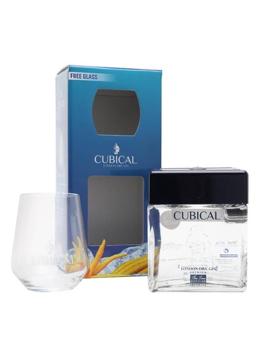 Botanic Premium London Dry Gin / Glass Pack