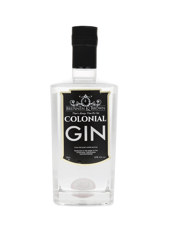 Brennen & Brown Colonial Gin