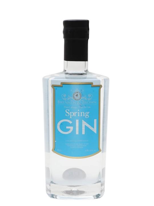Brennen & Brown Spring Gin