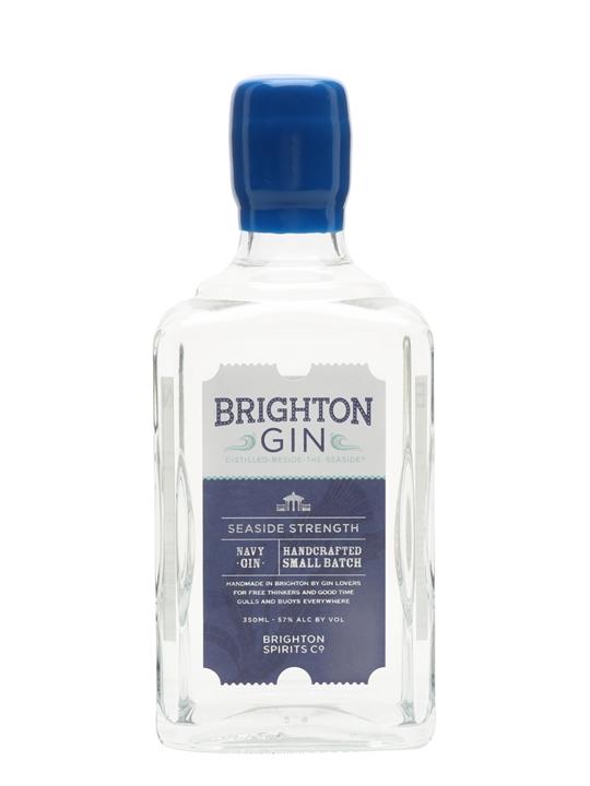 Brighton Gin Seaside Strength / Half Bottle