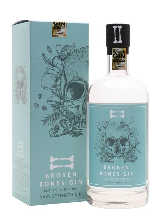 Broken Bones Navy Gin