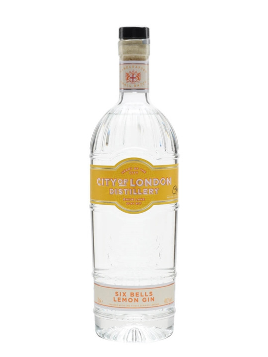 City of London Six Bells Gin