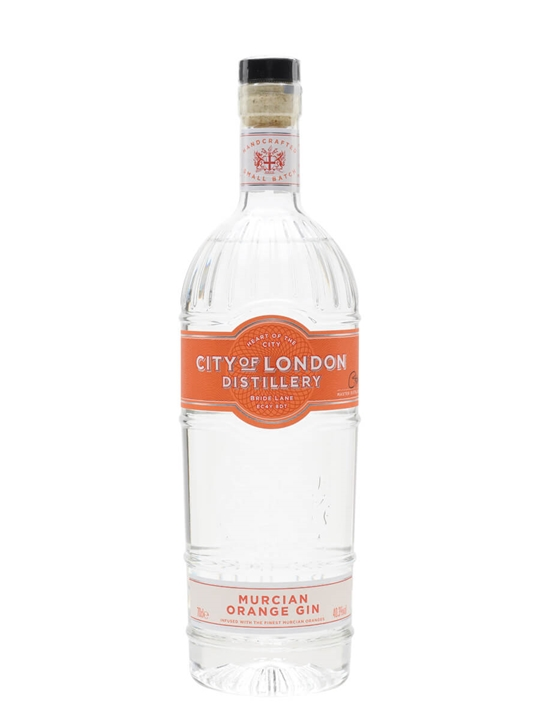 City of London Murcian Orange Gin