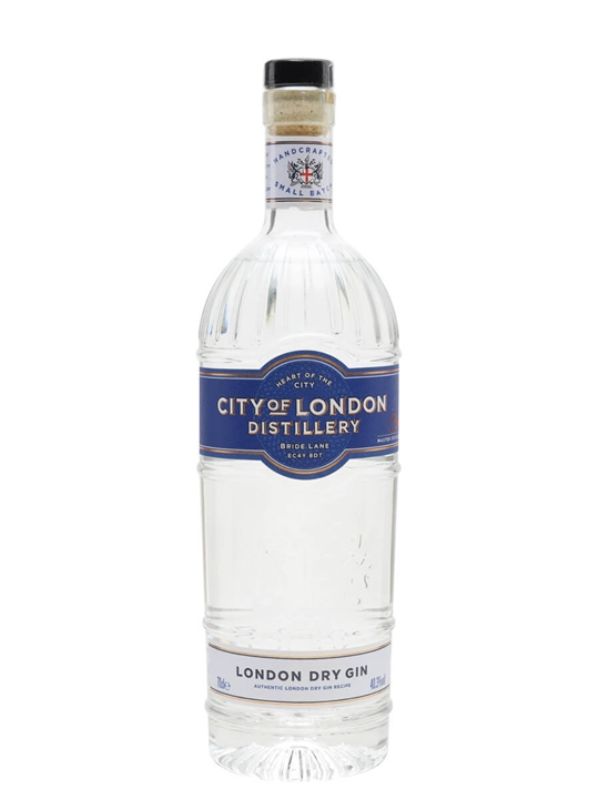 City of London Authentic London Dry Gin
