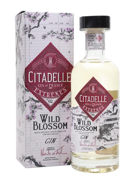 Citadelle Wild Blossom Gin / Extreme No2