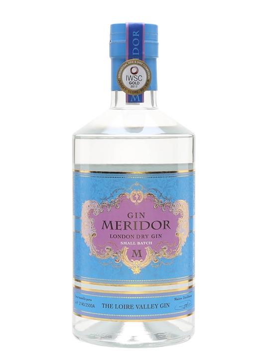 Gin Meridor / Combier