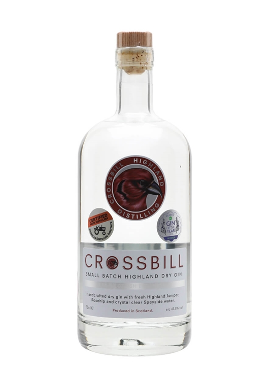 Crossbill Small Batch Highland Dry Gin