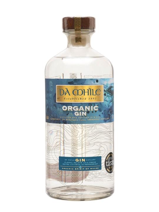 Da Mhile Organic Botanical Gin