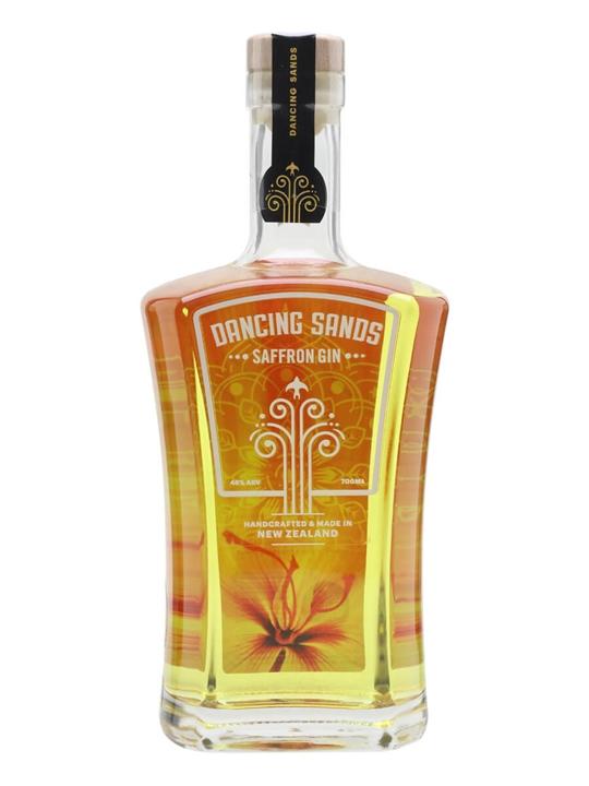 Dancing Sands Saffron Gin