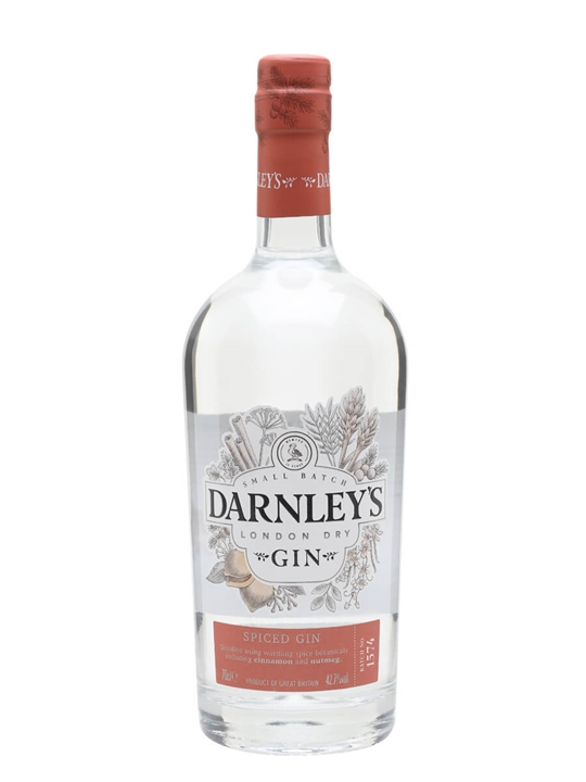 Darnley's Spiced Gin 70cl