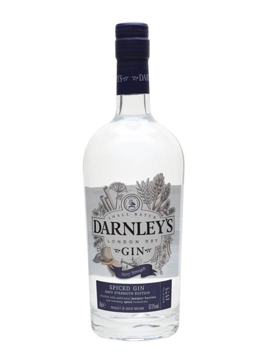 Darnley's Navy Strength Spiced Gin