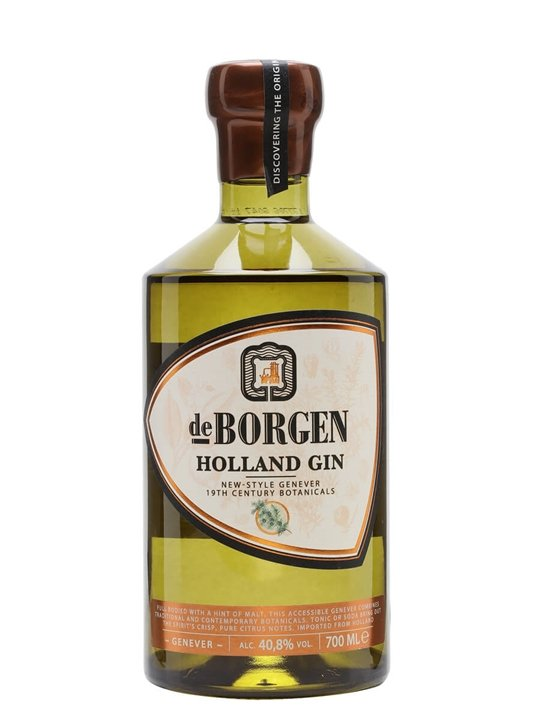De Borgen Holland Gin
