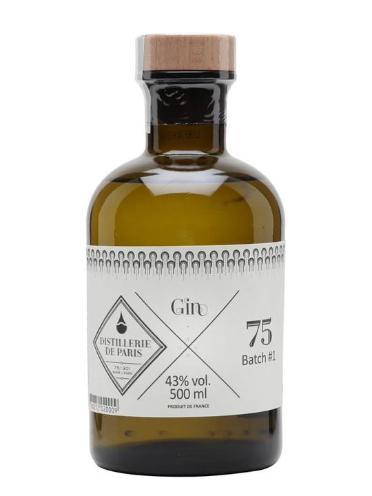 Distillerie De Paris Batch 1 Gin