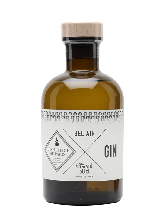 Distillerie de Paris Bel Air Gin