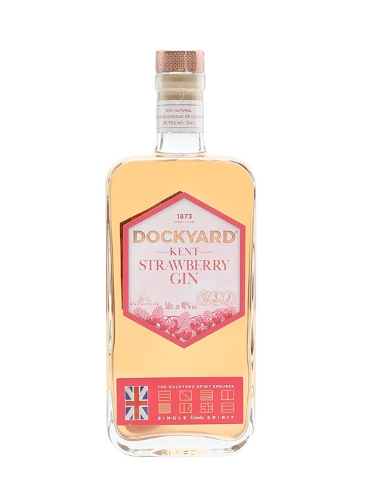 Dockyard Strawberry Gin