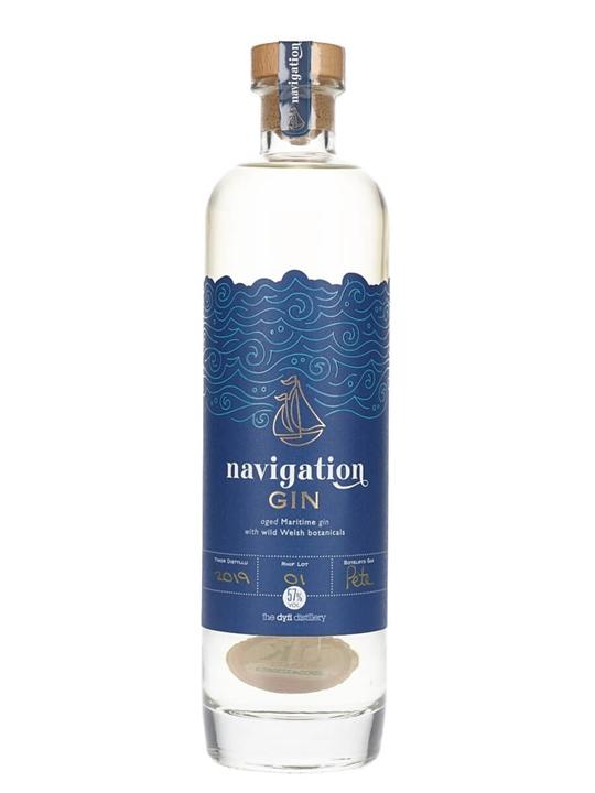 Dyfi Navigation Gin