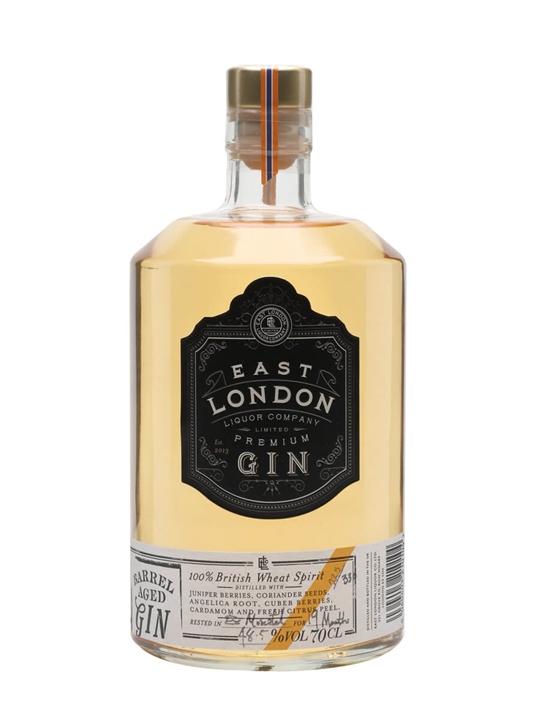 East London Liquor Barrel Aged Gin / Batch 9