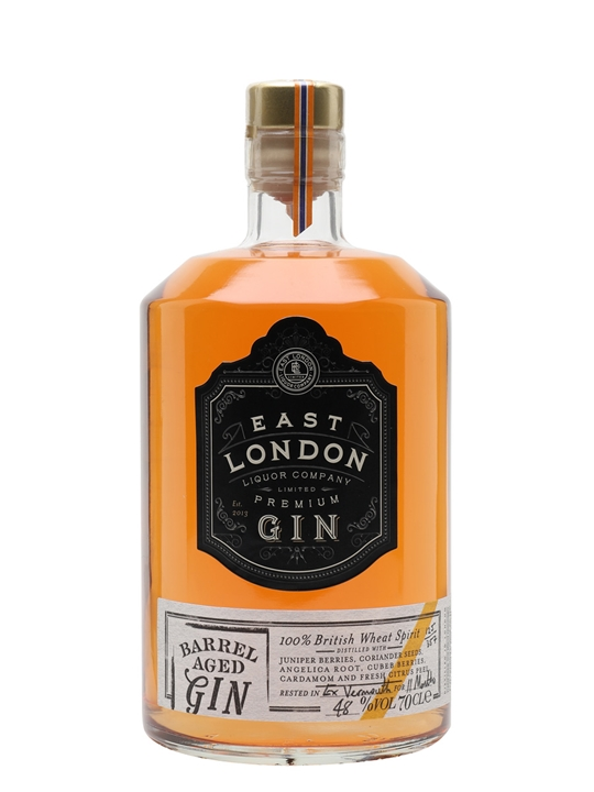 East London Liquor Barrel Aged Gin / Vermouth Cask