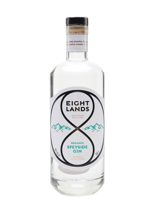 Eight Lands Organic Gin