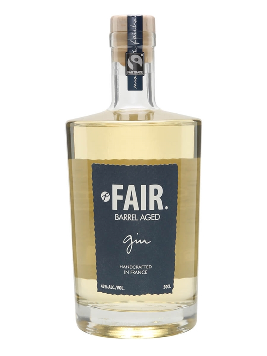 Fair Barrel Aged Gin / Half Litre