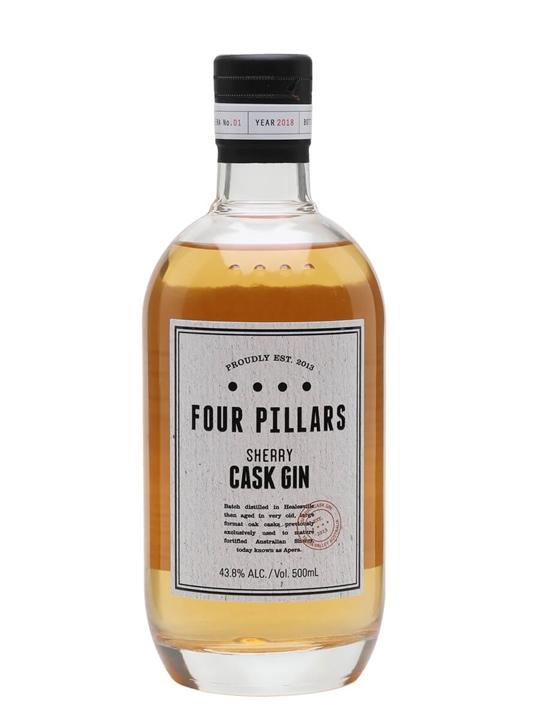 Four Pillars Sherry Barrel Aged Gin