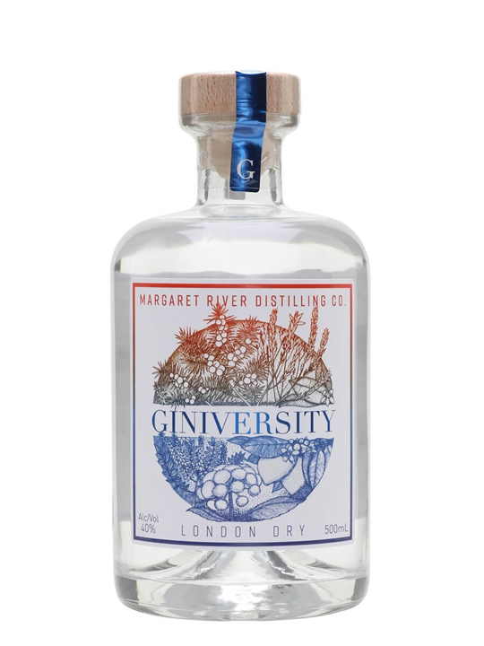 Giniversity London Dry Gin