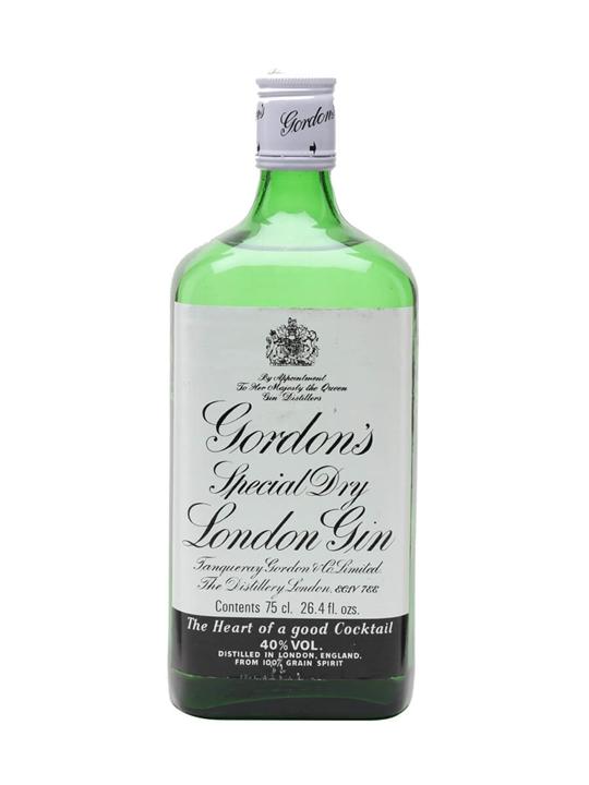 Gordons Gin  Bot.1980s