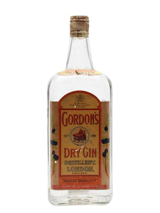 Gordon's Dry Gin / Bot.1950s