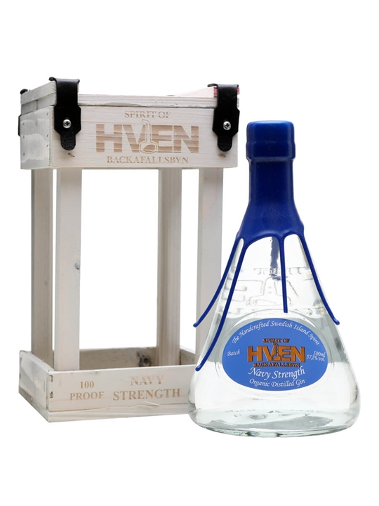 Spirit of Hven Navy Strength Organic Gin