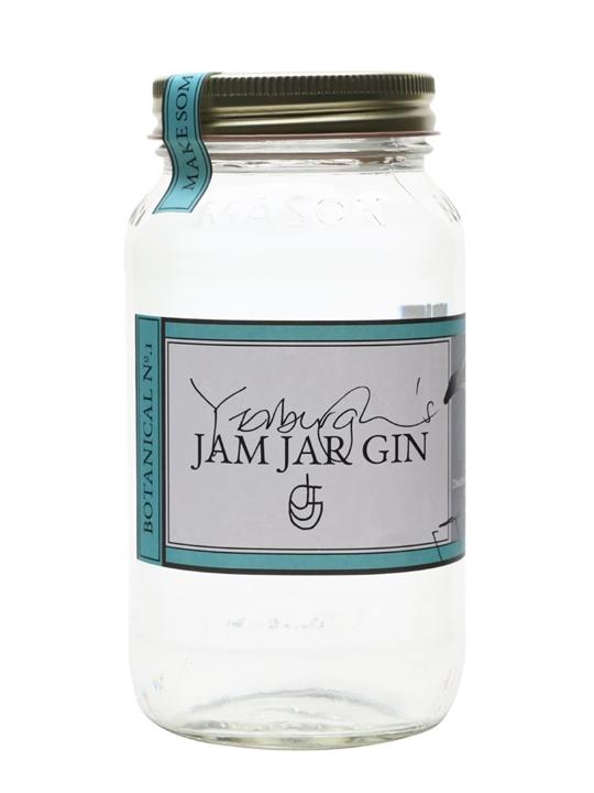 Yerburgh's Jam Jar Gin