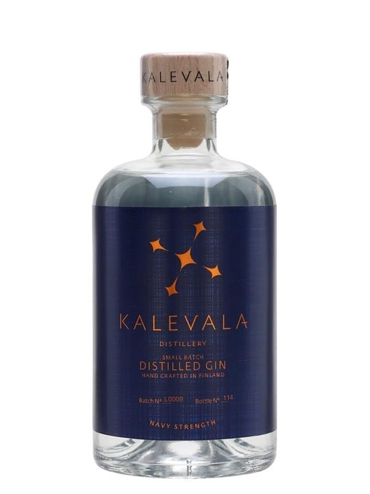 Kalevala Navy Strength Gin