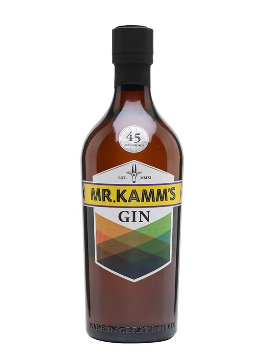 Mr Kamm's Gin