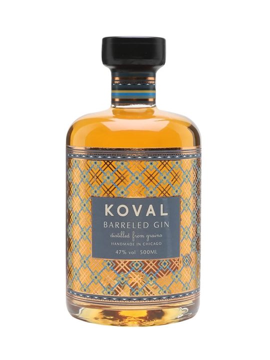 Koval Barrelled Gin 50cl