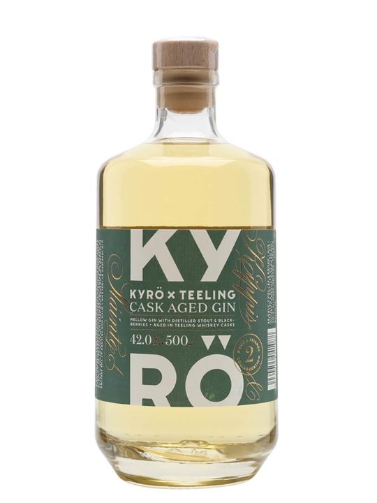 Kyro x Teeling Cask-Aged Gin