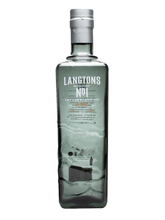Langtons No 1 Gin 70cl