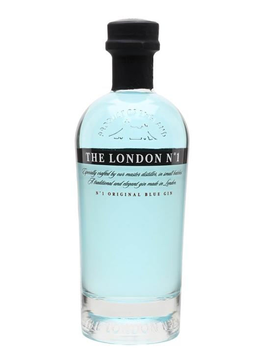 The London No.1 Original Blue Gin 70cl