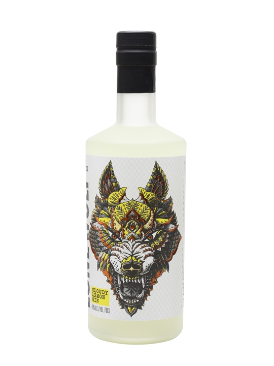 Lone Wolf Cloudy Lemon Gin / Brewdog