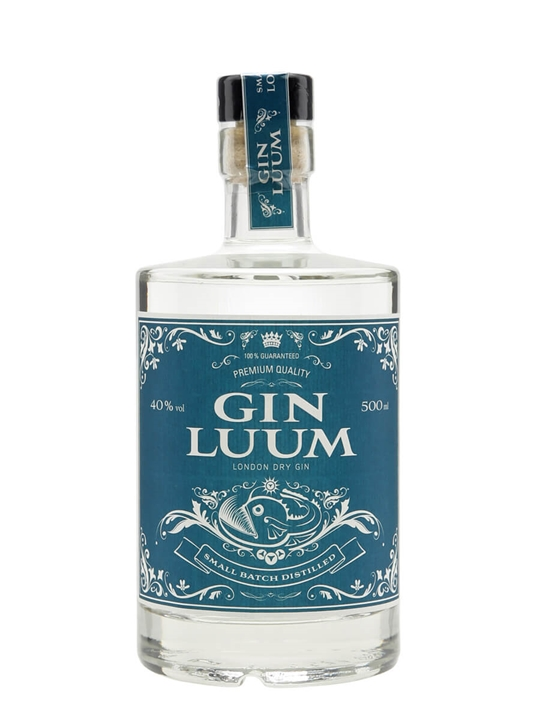 Luum London Dry Gin / Half Litre
