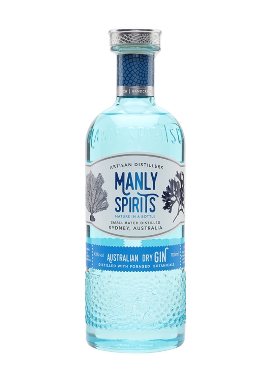 Manly Spirits Australian Dry Gin