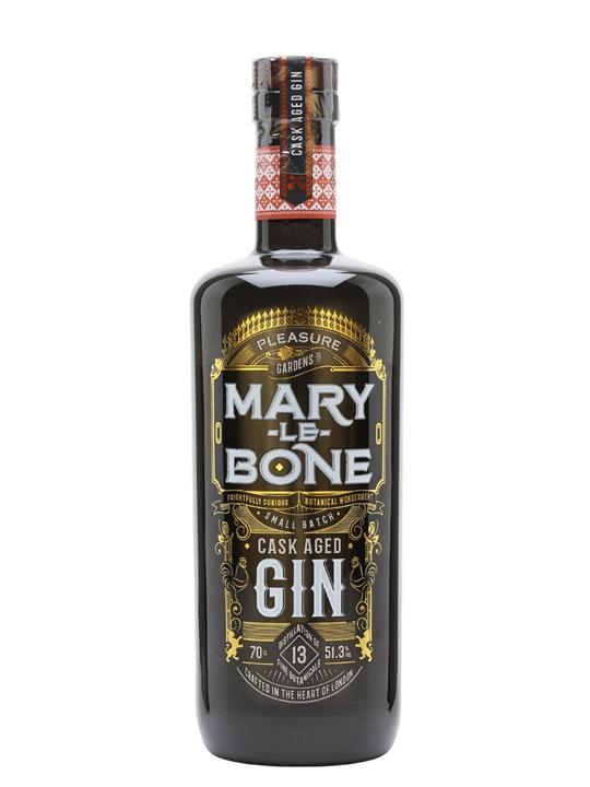 Marylebone Gin Cask Aged