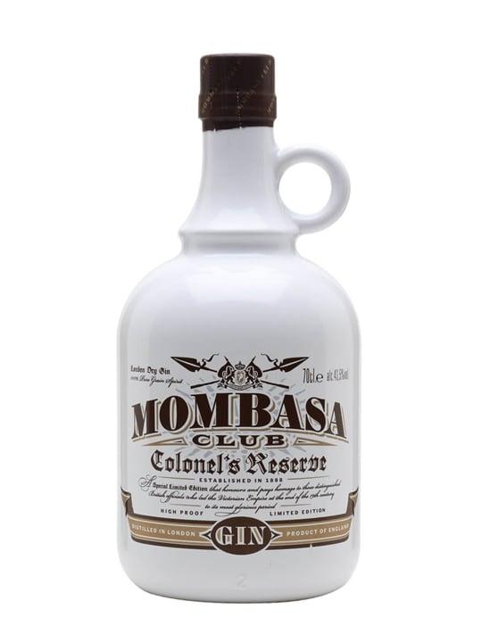 Mombasa Club Colonel's Reserve Gin